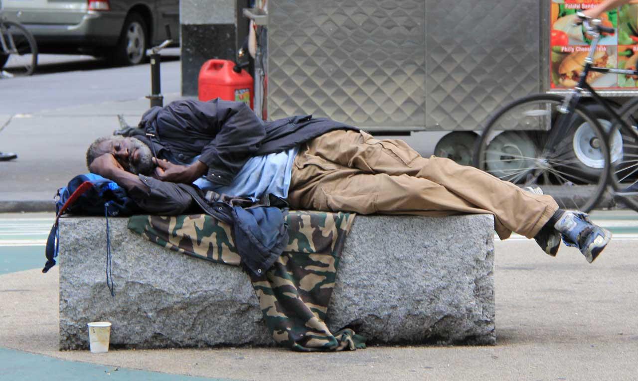 Help Homeless People